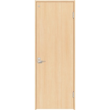 住友林業クレスト 内装ドア トイレ用フラットパネル縦目 ベリッシュメイプル柄 枠外W642mm×枠外H2032mm DBACK00PMA27JS4FR 内装建具 1セット