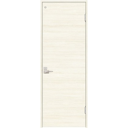 住友林業クレスト 内装ドア トイレ用フラットパネル横目 ベリッシュホワイト柄 枠外W642mm×枠外H2032mm DBACK01PWA27JS4FR 内装建具 1セット