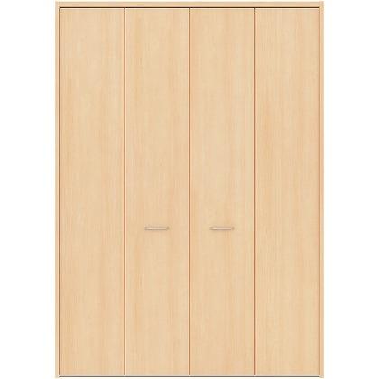 住友林業クレスト フォールディングドア ベリッシュメイプル柄 縦目 6尺タイプ FBAK00M2F16ES01 収納建具 1セット