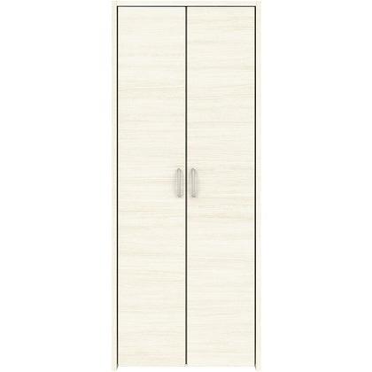 住友林業クレスト 物入れ開き戸 ベリッシュホワイト柄 横目 3尺×6尺タイプ MBAK01W236JS01 収納建具 1セット