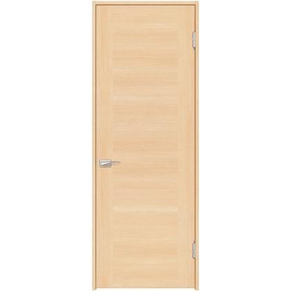 住友林業クレスト 内装ドア フラットセンター框パネル ベリッシュメイプル柄 枠外W755mm×枠外H2300mm DBACK23SMA48JS4AL 内装建具 1セット