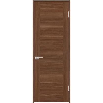住友林業クレスト 内装ドア フラットセンター框パネル ベリッシュウォルナット柄 枠外W872mm×枠外H2032mm DBACK23SU777JS4AL 内装建具 1セット