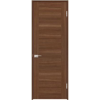 住友林業クレスト 内装ドア フラットセンター框パネル ベリッシュウォルナット柄 枠外W850mm×枠外H2300mm DBACK23SUA68JS4AR 内装建具 1セット