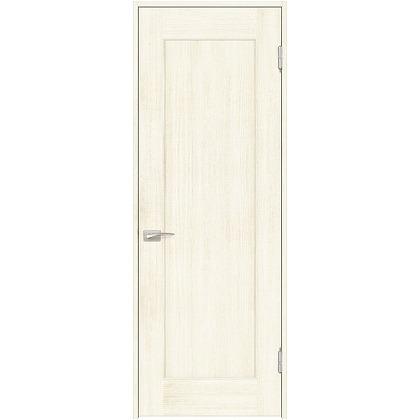 住友林業クレスト 内装ドア 1枚パネル ベリッシュホワイト柄 枠外W755mm×枠外H2032mm DBACK24SWC47JS4AL 内装建具 1セット