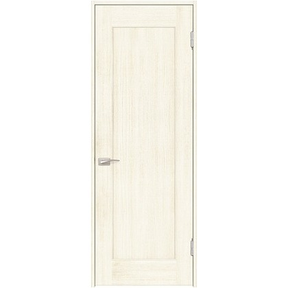 住友林業クレスト 内装ドア 1枚パネル ベリッシュホワイト柄 枠外W735mm×枠外H2300mm DBACK24SWB38JS4AL 内装建具 1セット
