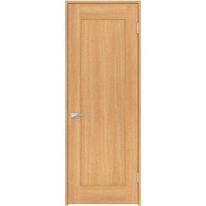 住友林業クレスト 内装ドア 1枚パネル ベリッシュオーク柄 枠外W780mm×枠外H2032mm DBACK24SA757JS4AR 内装建具 1セット