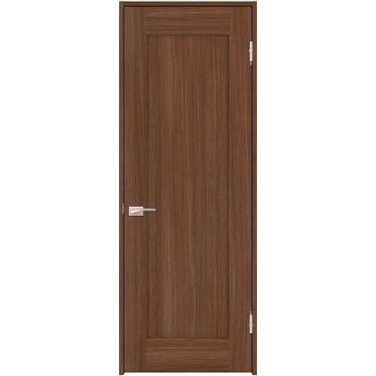 住友林業クレスト 内装ドア 1枚パネル ベリッシュウォルナット柄 枠外W735mm×枠外H2032mm DBACK24SUC37JS4AR 内装建具 1セット