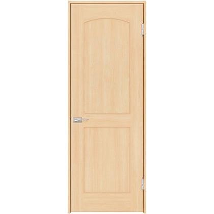 住友林業クレスト 内装ドア アールパネル ベリッシュメイプル柄 枠外W755mm×枠外H2032mm DBACK26SME47JS4AR 内装建具 1セット