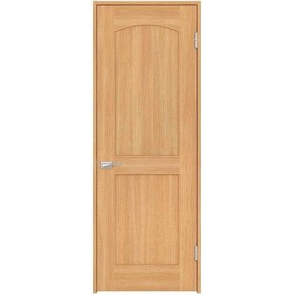 住友林業クレスト 内装ドア アールパネル ベリッシュオーク柄 枠外W850mm×枠外H2300mm DBACK26SA868JS4AR 内装建具 1セット