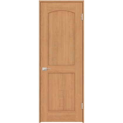 住友林業クレスト 内装ドア アールパネル ベリッシュチェリー柄 枠外W872mm×枠外H2032mm DBACK26SC577JS4AR 内装建具 1セット