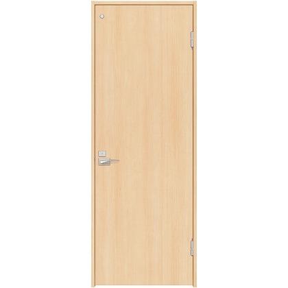 住友林業クレスト 内装ドア トイレ用フラットパネル縦目 ベリッシュメイプル柄 枠外W755mm×枠外H2300mm DBACK00PME48JS4FL 内装建具 1セット