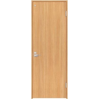 住友林業クレスト 内装ドア トイレ用フラットパネル縦目 ベリッシュオーク柄 枠外W735mm×枠外H2032mm DBACK00PA437JS4FR 内装建具 1セット