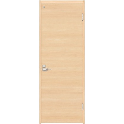 住友林業クレスト 内装ドア トイレ用フラットパネル横目 ベリッシュメイプル柄 枠外W780mm×枠外H2032mm DBACK01PM757JS4FL 内装建具 1セット