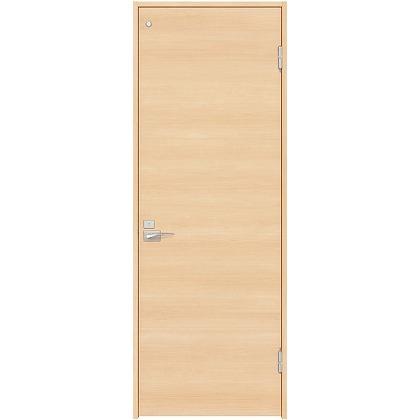 住友林業クレスト 内装ドア トイレ用フラットパネル横目 ベリッシュメイプル柄 枠外W872mm×枠外H2032mm DBACK01PM777JS4FL 内装建具 1セット