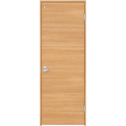 住友林業クレスト 内装ドア トイレ用フラットパネル横目 ベリッシュオーク柄 枠外W755mm×枠外H2032mm DBACK01PA447JS4FL 内装建具 1セット