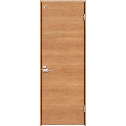 住友林業クレスト 内装ドア トイレ用フラットパネル横目 ベリッシュチェリー柄 枠外W642mm×枠外H2032mm DBACK01PC527JS4FL 内装建具 1セット