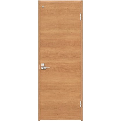 住友林業クレスト 内装ドア トイレ用フラットパネル横目 ベリッシュチェリー柄 枠外W642mm×枠外H2032mm DBACK01PC427JS4FL 内装建具 1セット
