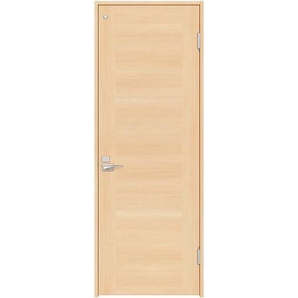 住友林業クレスト 内装ドア トイレ用フラットセンター框パネル ベリッシュメイプル柄 枠外W642mm×枠外H2032mm DBACK23PM827JS4FR 内装建具 1セット