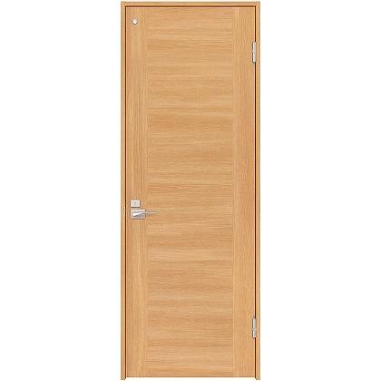 住友林業クレスト 内装ドア トイレ用フラットセンター框パネル ベリッシュオーク柄 枠外W735mm×枠外H2032mm DBACK23PAB37JS4FR 内装建具 1セット