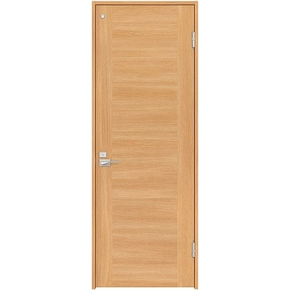 住友林業クレスト 内装ドア トイレ用フラットセンター框パネル ベリッシュオーク柄 枠外W735mm×枠外H2032mm DBACK23PA437JS4FL 内装建具 1セット