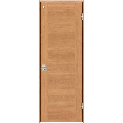 住友林業クレスト 内装ドア トイレ用フラットセンター框パネル ベリッシュチェリー柄 枠外W642mm×枠外H2032mm DBACK23PC827JS4FL 内装建具 1セット