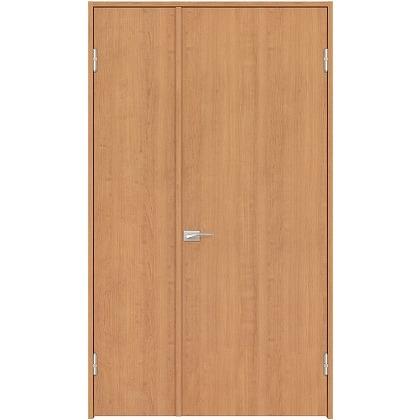 住友林業クレスト 内装親子ドア フラットパネル縦目 ベリッシュチェリー柄 枠外W1190×枠外H2032 DBACK00SC717JS4AR 内装建具 1セット