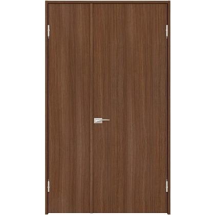 住友林業クレスト 内装親子ドア フラットパネル縦目 ベリッシュウォルナット柄 枠外W1190×枠外H2300 DBACK00SU718JS4AR 内装建具 1セット