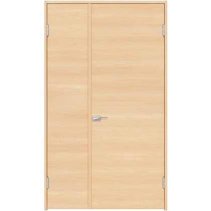 住友林業クレスト 内装親子ドア フラットパネル横目 ベリッシュメイプル柄 枠外W1190×枠外H2032 DBACK01SMB17JS4AL 内装建具 1セット
