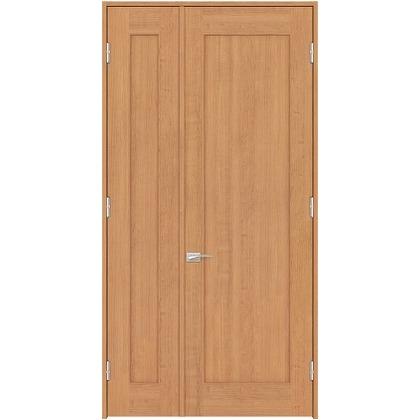 住友林業クレスト 内装親子ドア 1枚パネル ベリッシュチェリー柄 枠外W1190×枠外H2032 DBACK24SCD17JS4AR 内装建具 1セット