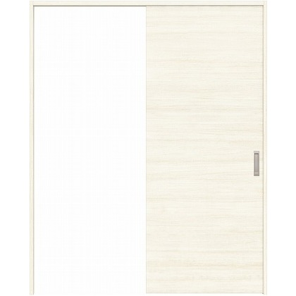 住友林業クレスト 引き戸 フラットパネル横目 ベリッシュホワイト柄 枠外W1190×枠外H2032 HBAUK01HAW717J1S3R 内装建具 1セット