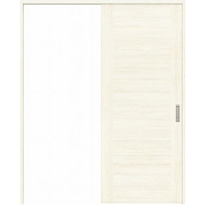 住友林業クレスト 引き戸 フラットセンター框パネル ベリッシュホワイト柄 枠外W1463×枠外H2300 HBATK23HAW748J1S3L 内装建具 1セット