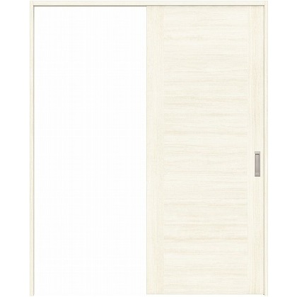 住友林業クレスト 引き戸 フラットセンター框パネル ベリッシュホワイト柄 枠外W1463×枠外H2300 HBAUK23HAWA48J1S3R 内装建具 1セット