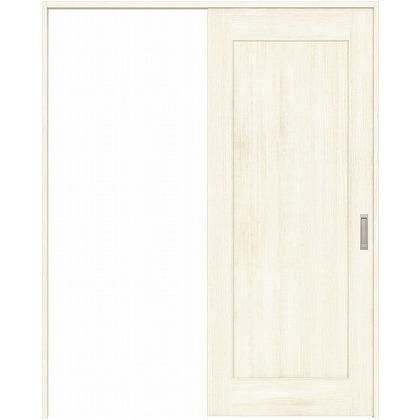 住友林業クレスト 引き戸 1枚パネル ベリッシュホワイト柄 枠外W1645×枠外H2032 HBATK24HAW467J1S3R 内装建具 1セット