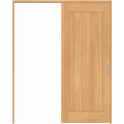 住友林業クレスト 引き戸 1枚パネル ベリッシュオーク柄 枠外W1645×枠外H2300 HBAUK24HAA868J1S3R 内装建具 1セット