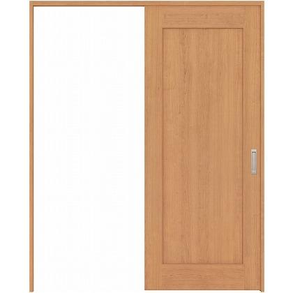 住友林業クレスト 引き戸 1枚パネル ベリッシュチェリー柄 枠外W1463×枠外H2032 HBATK24HAC447J1S3R 内装建具 1セット