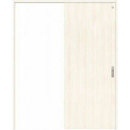 住友林業クレスト 引き戸 トイレ用 フラットパネル縦目 ベリッシュホワイト柄 枠外W1190×枠外H2300 HBATK00HPW818J1S3R 内装建具 1セット