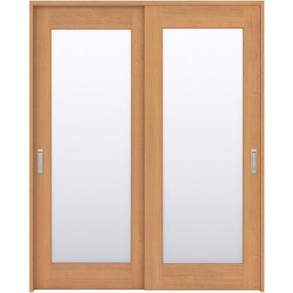 住友林業クレスト 引違い戸 1枚ガラス ベリッシュチェリー柄 枠外W1645×枠外H2032 HBAUK25HAC567J2S3 内装建具 1セット
