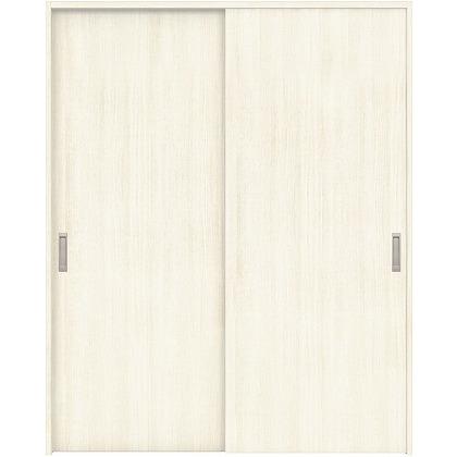 住友林業クレスト 引違い戸 フラットパネル縦目 ベリッシュホワイト柄 枠外W1645×枠外H2032 HBAUK00HAW767J2S3 内装建具 1セット