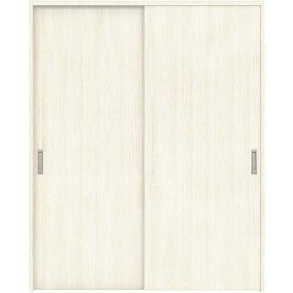 住友林業クレスト 引違い戸 フラットパネル縦目 ベリッシュホワイト柄 枠外W1645×枠外H2300 HBAUK00HAWC68J2S3 内装建具 1セット