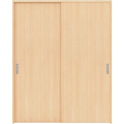 住友林業クレスト 引違い戸 フラットパネル縦目 ベリッシュメイプル柄 枠外W1645×枠外H2300 HBAUK00HAME68J2S3 内装建具 1セット