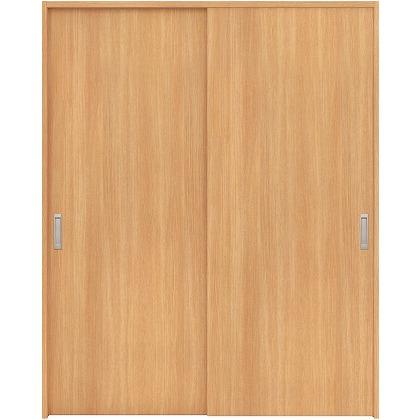 住友林業クレスト 引違い戸 フラットパネル縦目 ベリッシュオーク柄 枠外W1645×枠外H2300 HBAUK00HAAD68J2S3 内装建具 1セット