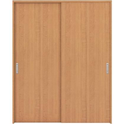 住友林業クレスト 引違い戸 フラットパネル縦目 ベリッシュチェリー柄 枠外W1645×枠外H2300 HBAUK00HAC768J2S3 内装建具 1セット