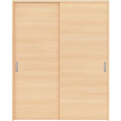 住友林業クレスト 引違い戸 フラットパネル横目 ベリッシュメイプル柄 枠外W1645×枠外H2300 HBATK01HAM768J2S3 内装建具 1セット