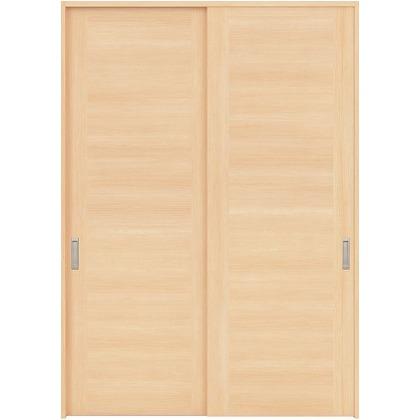 住友林業クレスト 引違い戸 フラットセンター框パネル ベリッシュメイプル柄 枠外W1645×枠外H2032 HBATK23HAM867J2S3 内装建具 1セット