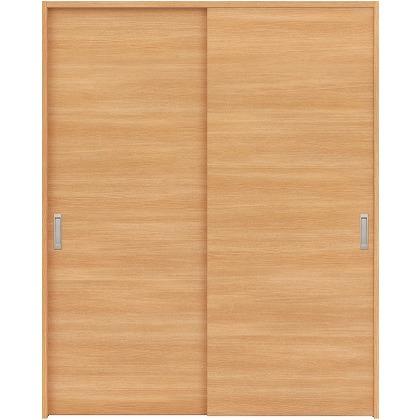 住友林業クレスト 引違い戸 フラットパネル横目 ベリッシュオーク柄 枠外W1645×枠外H2032 HBAUK01HAA467J2S3 内装建具 1セット