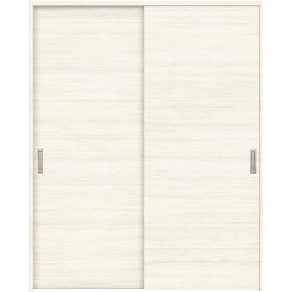 住友林業クレスト 引違い戸 フラットパネル横目 ベリッシュホワイト柄 枠外W1645×枠外H2300 HBAUK01HAWA68J2S3 内装建具 1セット
