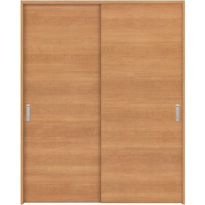 住友林業クレスト 引違い戸 フラットパネル横目 ベリッシュチェリー柄 枠外W1645×枠外H2300 HBAUK01HACA68J2S3 内装建具 1セット