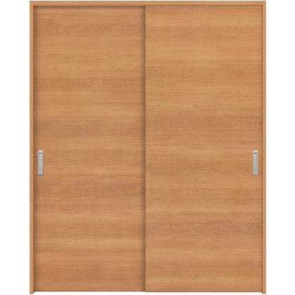 住友林業クレスト 引違い戸 フラットパネル横目 ベリッシュチェリー柄 枠外W1645×枠外H2300 HBAUK01HAC868J2S3 内装建具 1セット