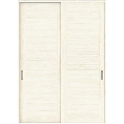 住友林業クレスト 引違い戸 フラットセンター框パネル ベリッシュホワイト柄 枠外W1645×枠外H2032 HBAUK23HAW467J2S3 内装建具 1セット