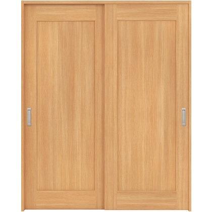 住友林業クレスト 引違い戸 1枚パネル ベリッシュオーク柄 枠外W1645×枠外H2300 HBATK24HAAD68J2S3 内装建具 1セット